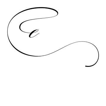 mẫu chữ c đẹp
