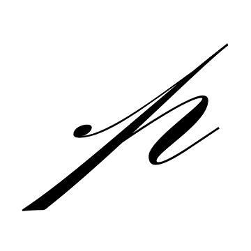chữ p đẹp