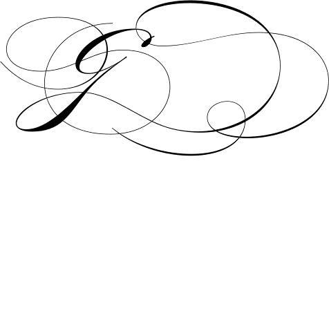 mẫu chữ g đẹp