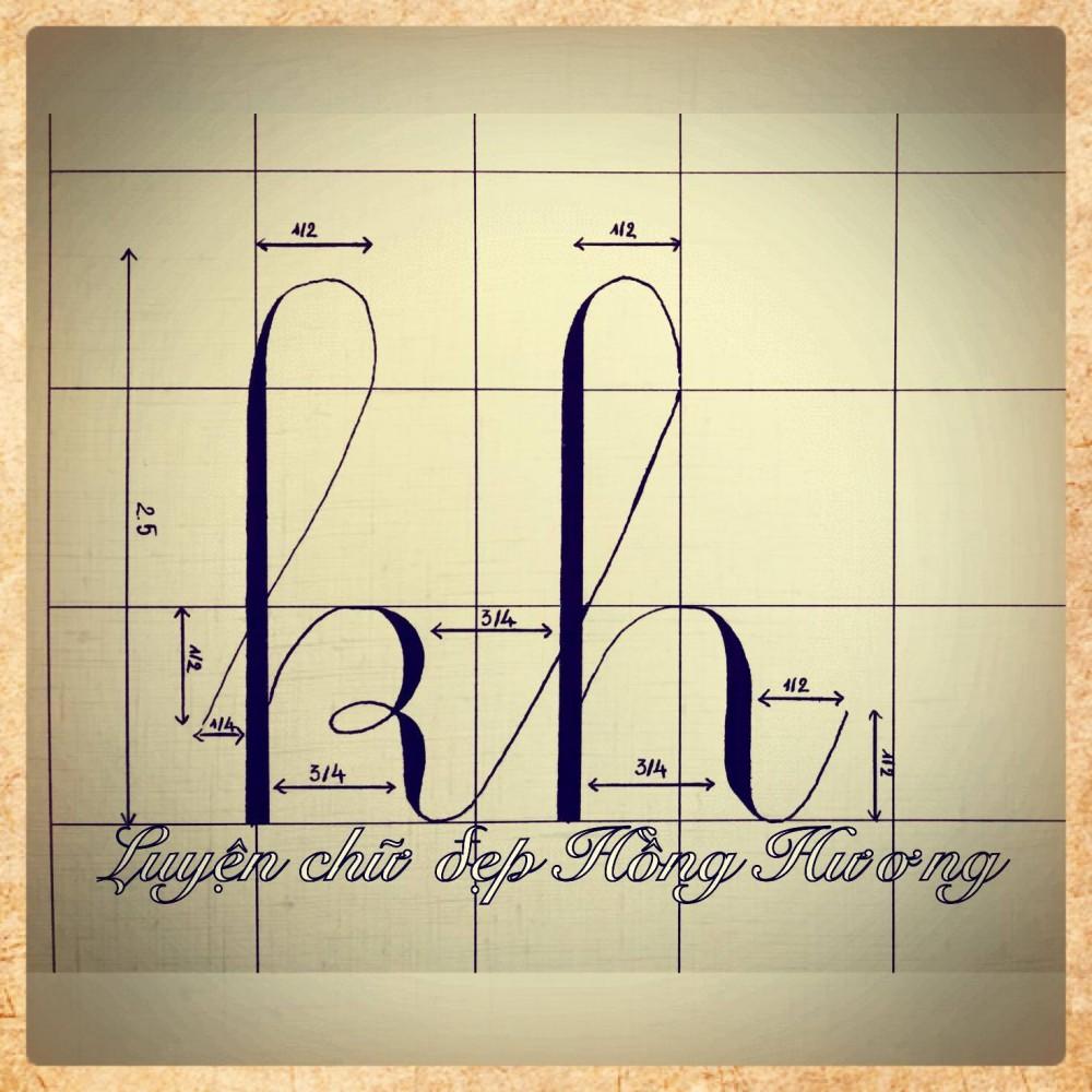 luyen viet chu dep 15 - Mẫu chữ viết tay trong luyện viết chữ đẹp