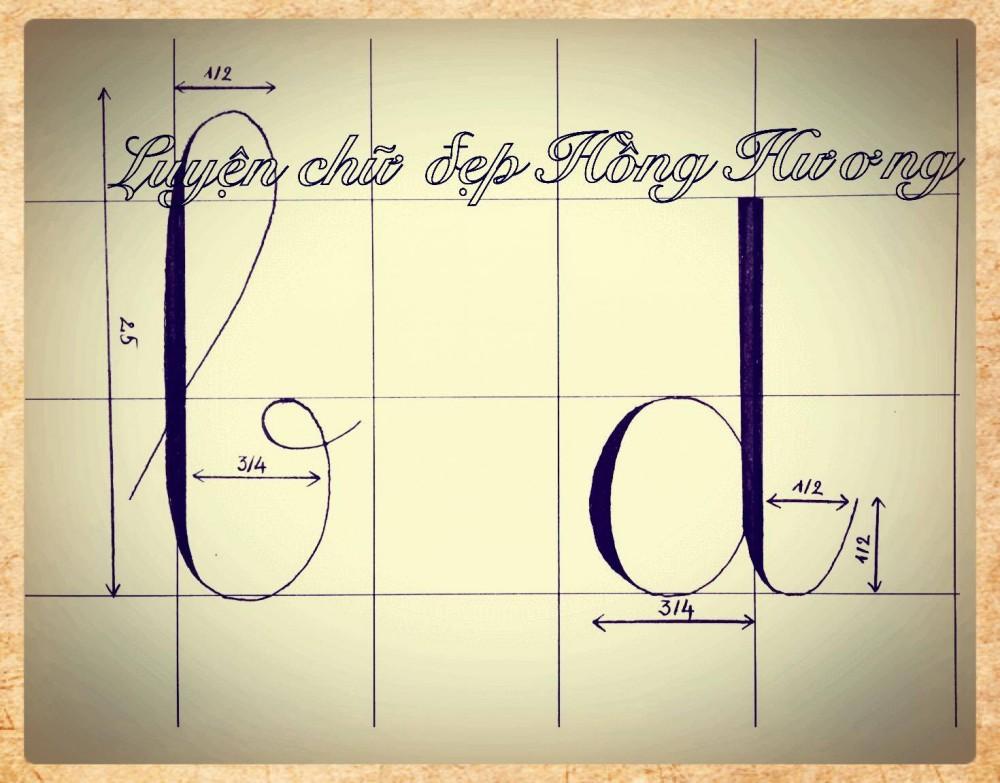 luyen viet chu dep 18 - Mẫu chữ viết tay trong luyện viết chữ đẹp