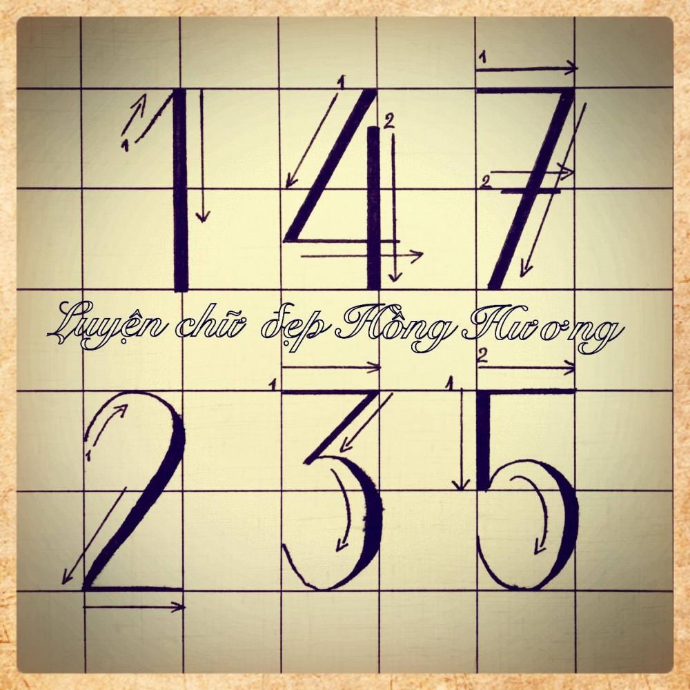 luyen viet chu dep 22 - Mẫu chữ viết tay trong luyện viết chữ đẹp