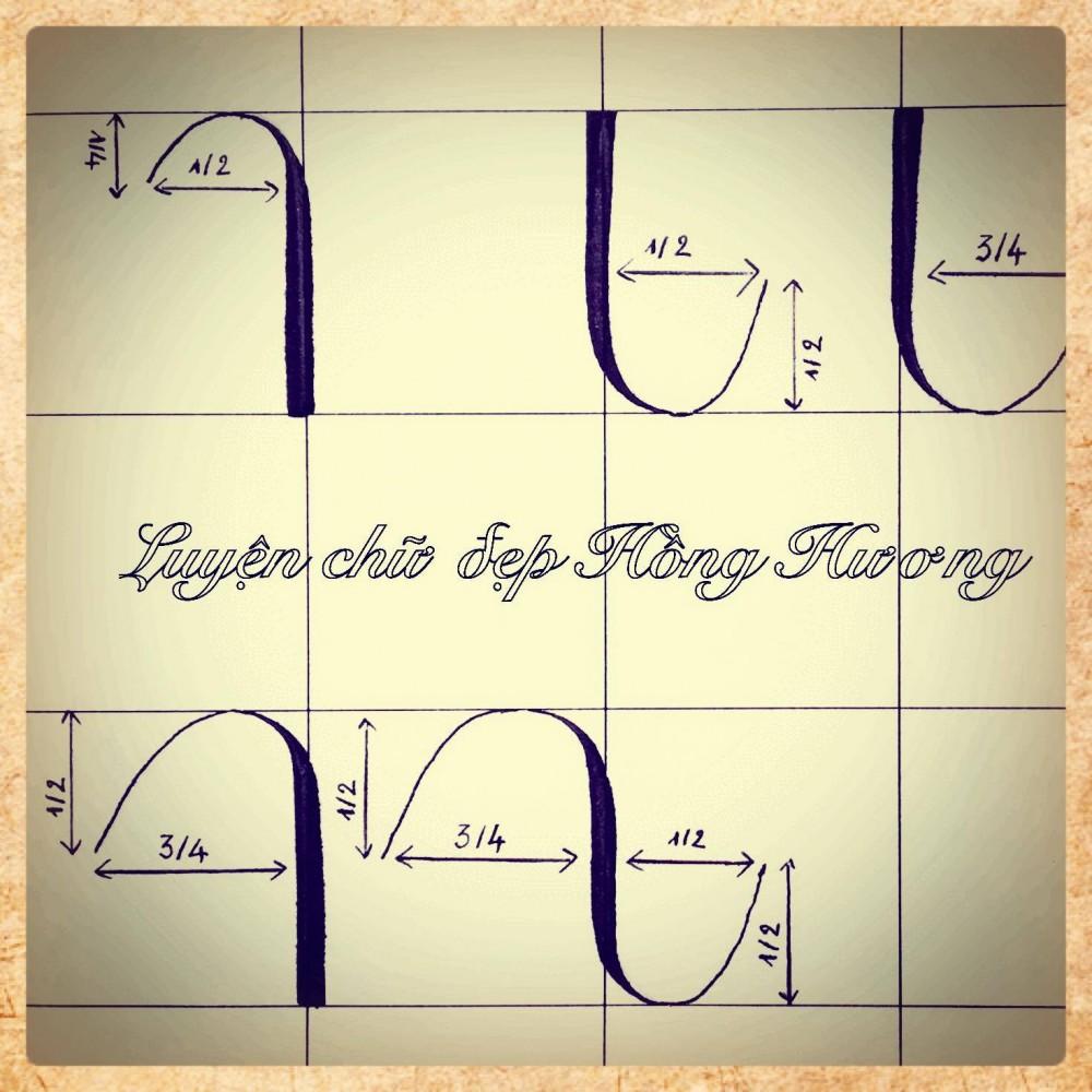 luyen viet chu dep 26 - Mẫu chữ viết tay trong luyện viết chữ đẹp