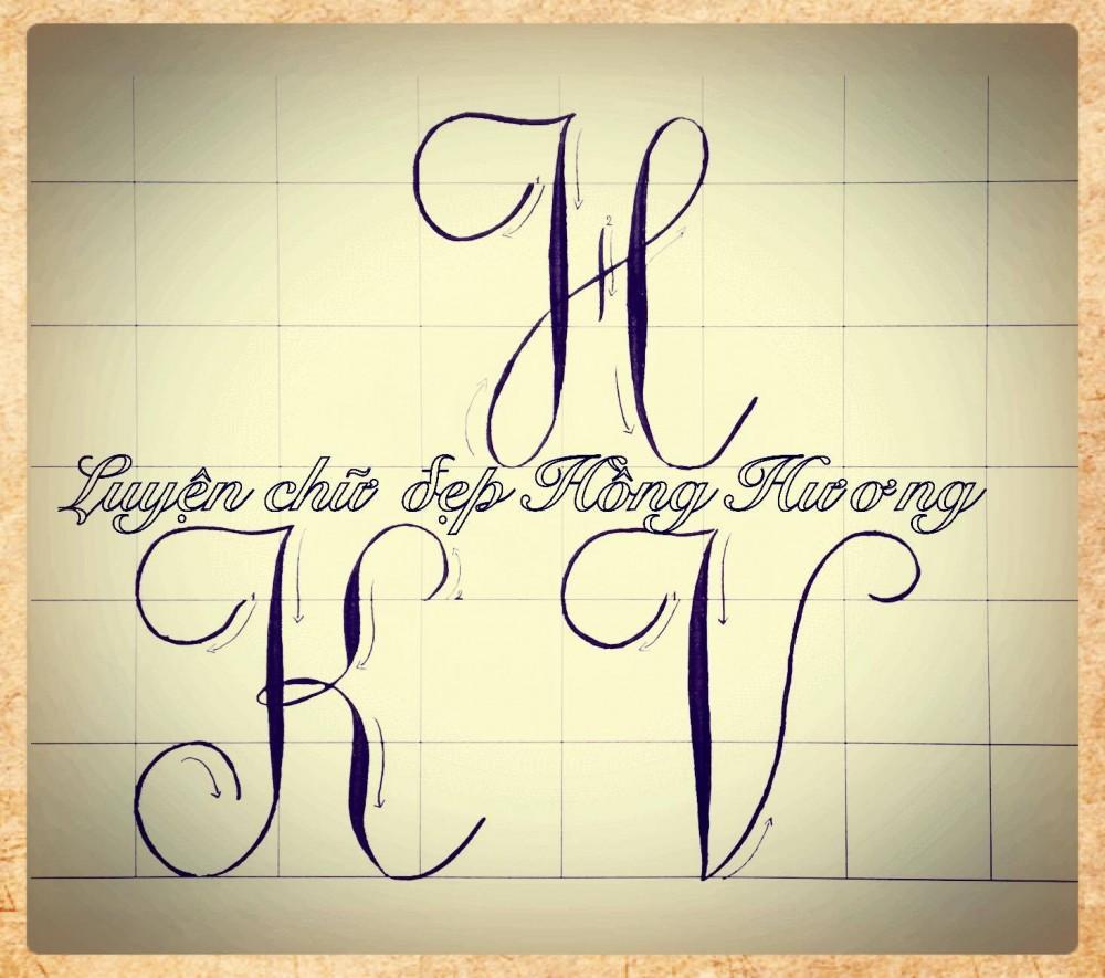 luyen viet chu dep 6 - Mẫu chữ viết tay trong luyện viết chữ đẹp