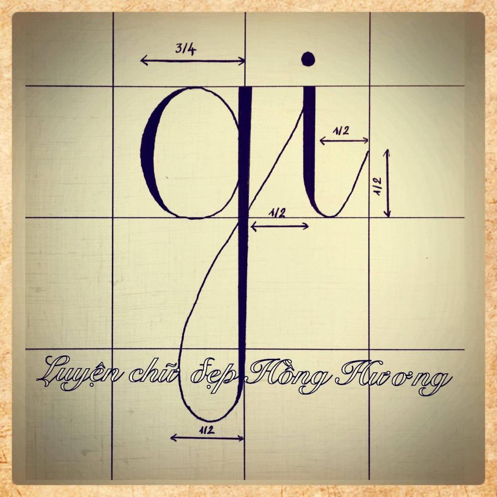 luyen viet chu dep 7 - Mẫu chữ viết tay trong luyện viết chữ đẹp