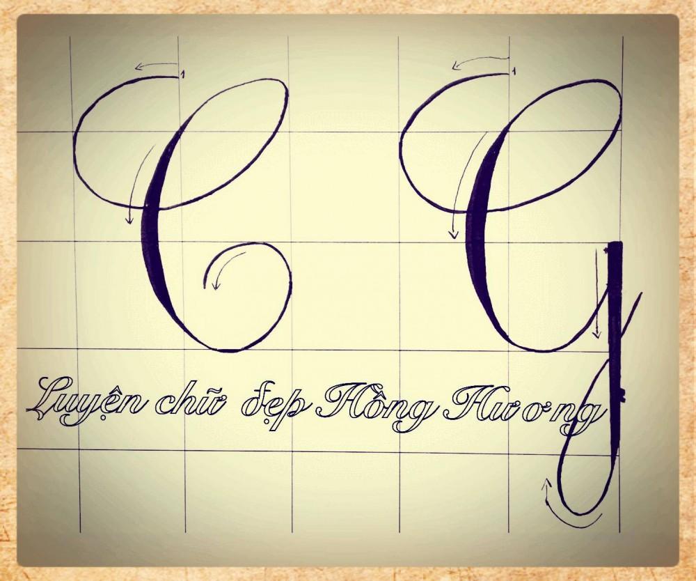 luyen viet chu dep 8 - Mẫu chữ viết tay trong luyện viết chữ đẹp