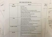 mau nhan xet hoc ba hoc sinh tieu hoc 3 211x150 - Bản mềm: Mẫu ghi nhận xét học bạ học sinh tiểu học