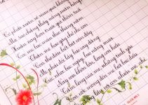 cac kieu chu dep 4 211x150 - Ngỡ ngàng trước các kiểu chữ đẹp hoàn hảo được viết bằng tay