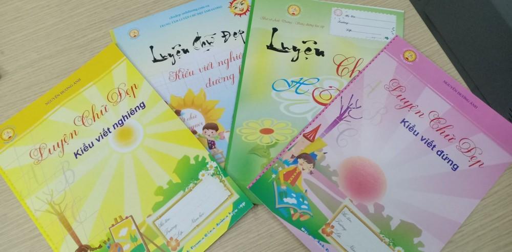 mau luyen chu dep 7 - Dụng cụ cần thiết để con học các mẫu luyện viết chữ đẹp